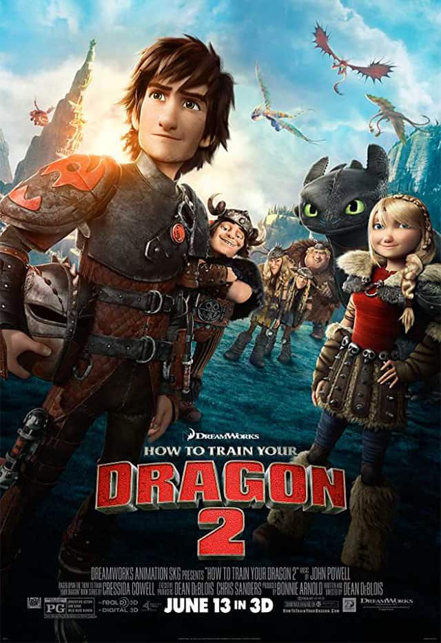005 How to Train Your Dragon 2