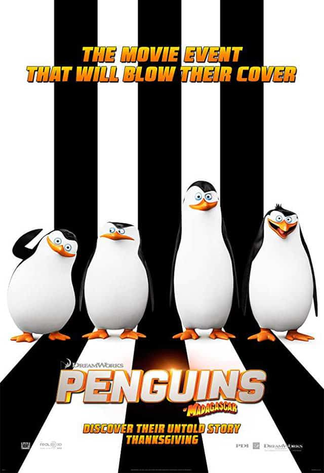 006 Penguins of Madagascar